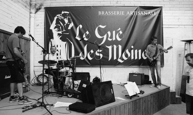 LE GUÉ DES MOINES Brasserie artisanale à Toulouse